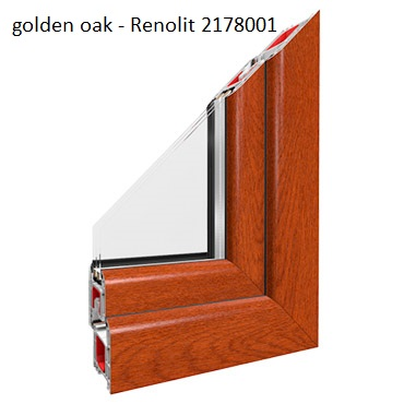 golden oak - Renolit 2178001